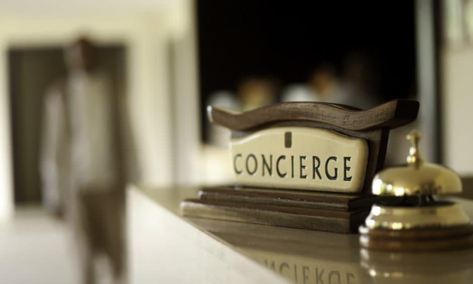 VIP & concierge services